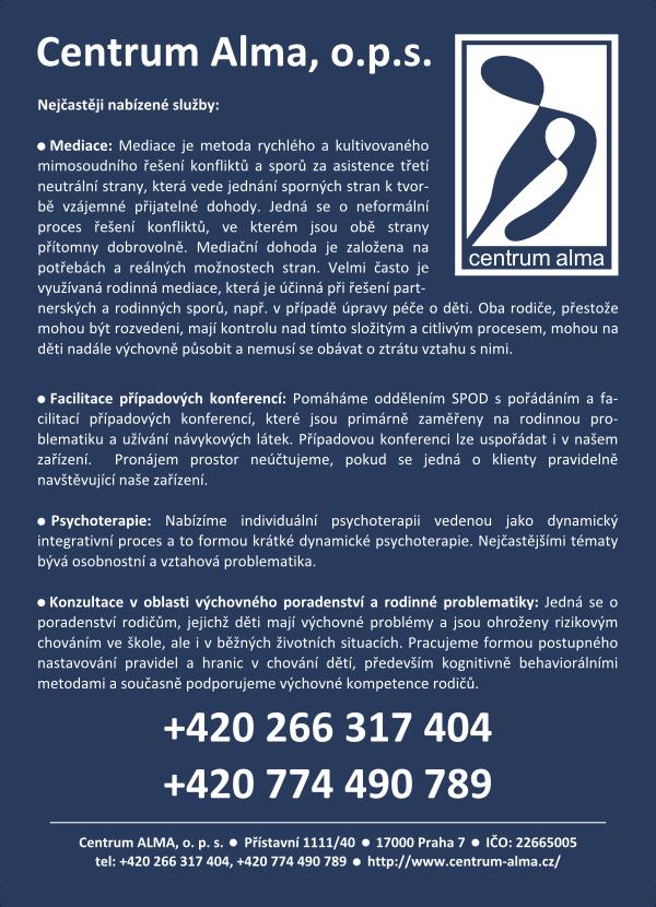 Centrum Alma - Neratovice - strana 2